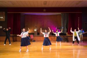 「呼び出さないでアフタースクール」  photo:Yuki Moriya